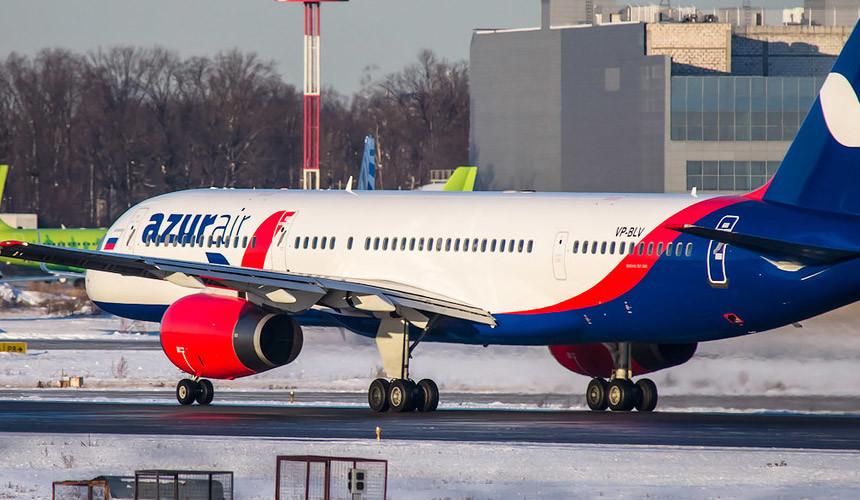 Azur Air ожидает окончания проверки Росавиации до 15 марта