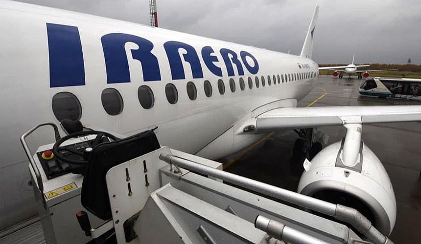 Часть рейсов авиакомпании «Ираэро» на Хайнань отменяются