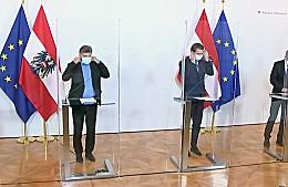 Австрия, Франция, Греция: Европа переходят на масочный режим
