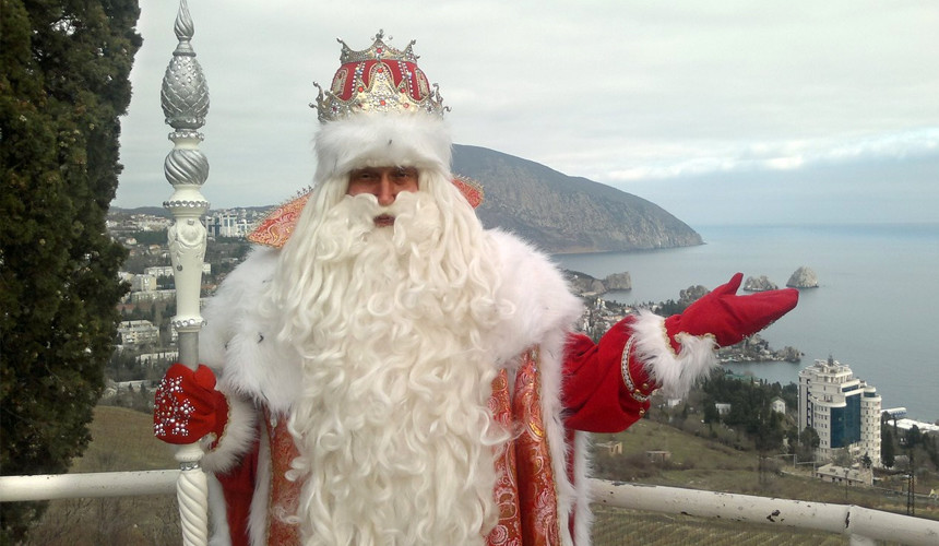 Россияне неохотно едут в Крым на Новый год