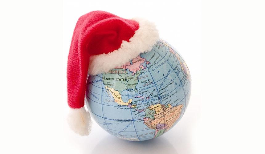 Где на Новый год отдыхать будем?