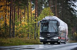 Lux Express Group возобновляет автобусные рейсы из Санкт-Петербурга в Хельсинки