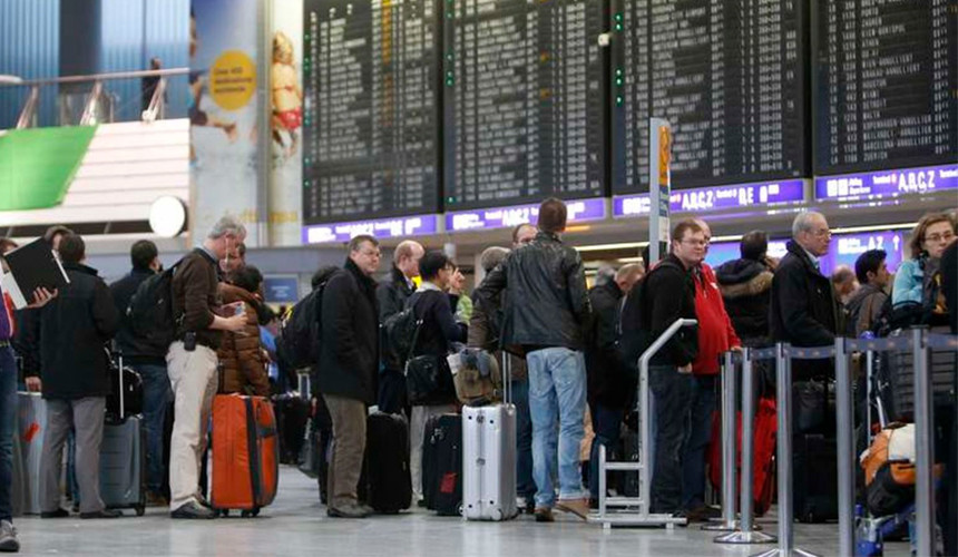 Авиакомпании задолжали российским пассажирам почти 7 млн евро за задержки