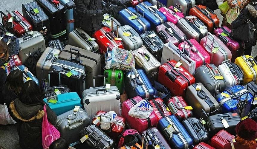 В Шереметьево рассказали о причинах коллапса с багажом
