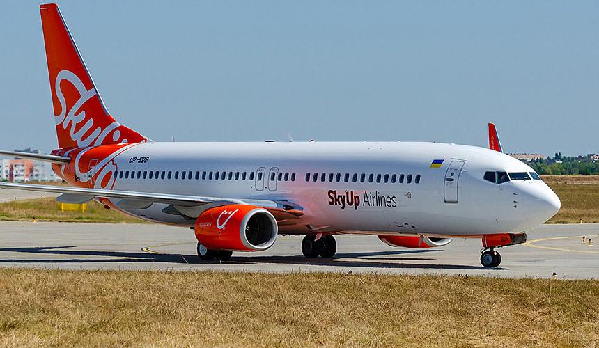 Украинский лоукост Sky Up Airlines продолжает полеты вопреки решению суда