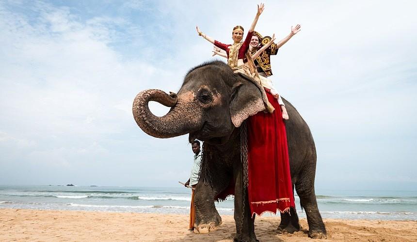 На Шри-Ланку сможет улететь вдвое больше туристов