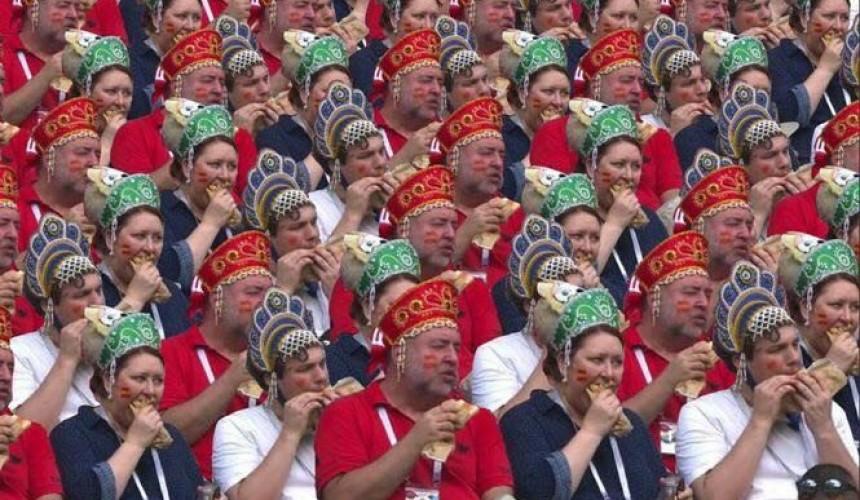 Болельщики сборной России раскупают билеты в Сочи