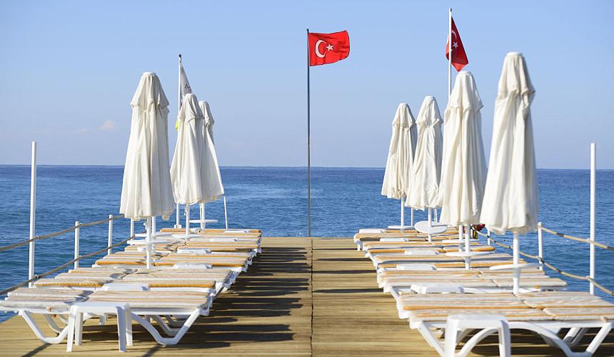 Турецкие отельеры опасаются спада турпотока из России