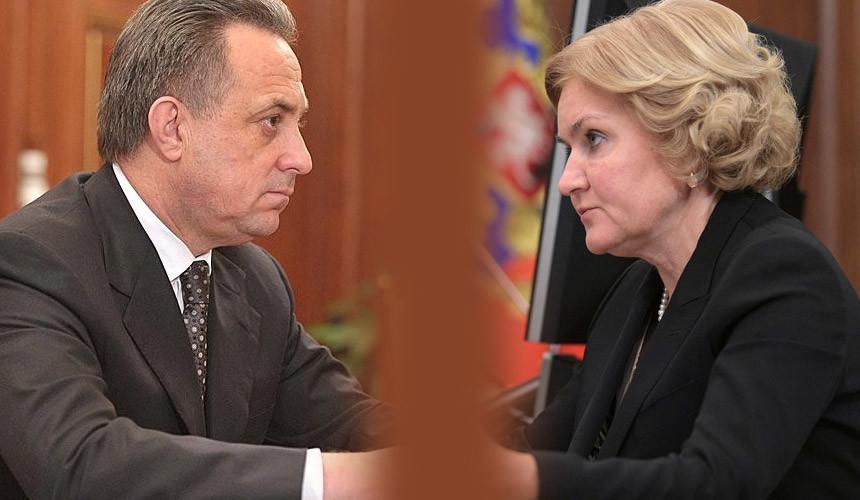 Мутко отлично справится ссобственными обязанностями встроительстве— Анатолий Воробьев