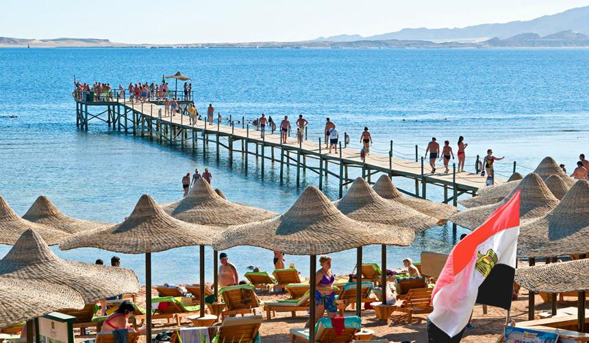 Египет вошел в топ самых быстрорастущих туристических направлений 2017 года