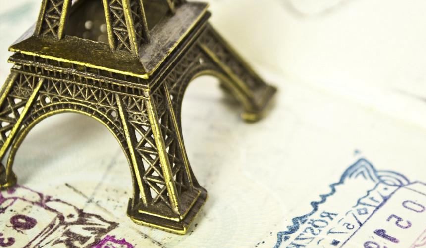 Визу во Францию можно будет получить за 48 часов