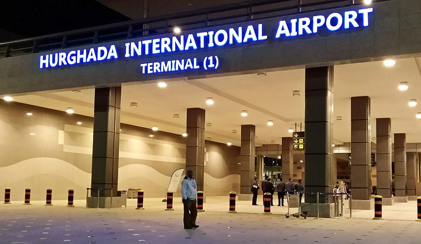 Русские специалисты проверят аэропорт Хургады доконца недели