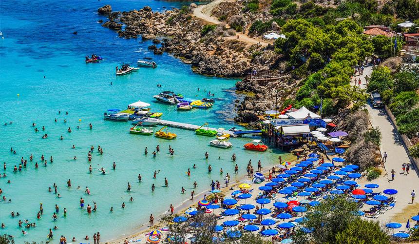 Путевки на Кипр продаются по дешевке