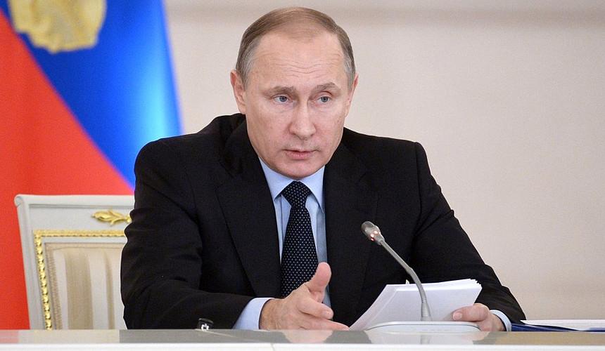 Путин: Иностранцы смогут въезжать в Россию по аналогу Fan ID