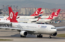 Обострит ли Turkish Airlines конкуренцию на маршруте Киев – Бодрум?