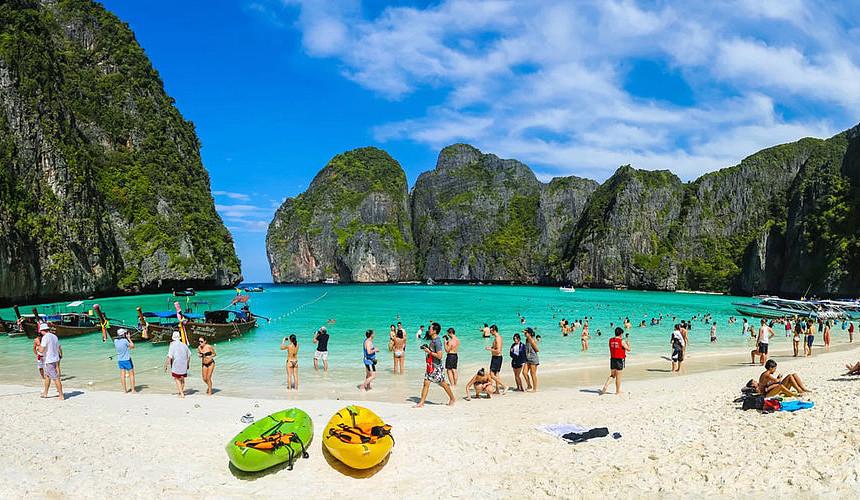 Таиланд делает ставку на новых туристов
