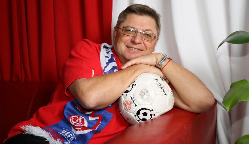 Поздравляем Сергея Зенкина с Днем рождения!