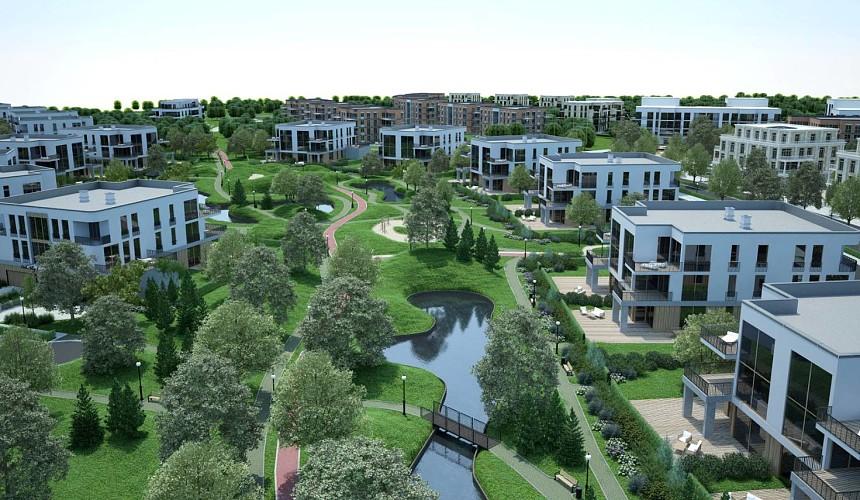 Сбербанк выделит 2 миллиарда рублей на курортный город в Ленинградской области