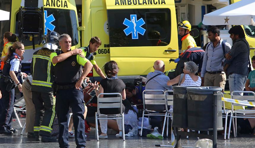 В Испании произошел еще один теракт