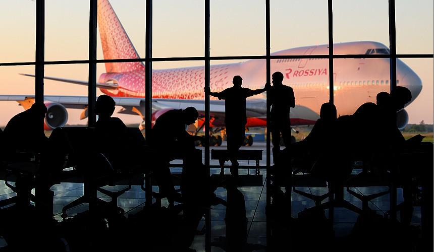 Представители турагентств обсуждают веерные задержки рейсов авиакомпании «Россия»