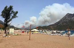 Турагенты сообщили о реакции туристов на пожары в Турции