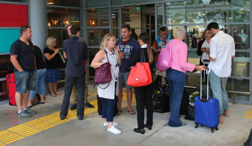 Принимающие компании «Натали Турс» отказываются селить туристов