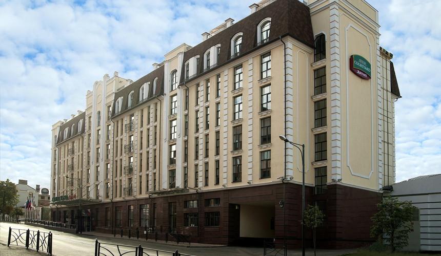 Бывший казанский Marriott выставят на продажу со скидкой 28%
