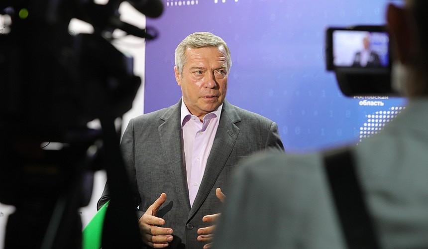 «Не так поняли»: в Ростове-на-Дону объяснили слова губернатора о закрытии города для приезжих