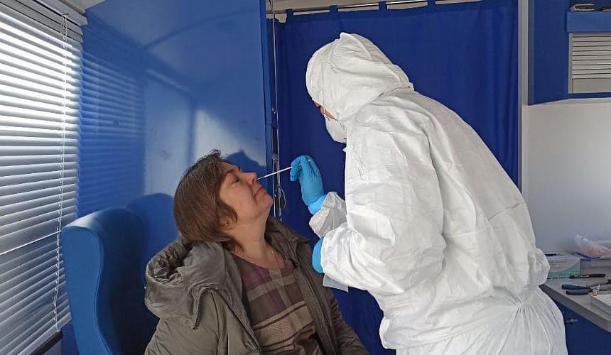 В Ростове-на-Дону возникли проблемы со сдачей теста на коронавирус по прилете из-за границы