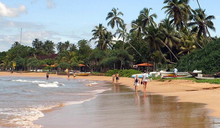 Туры на Шри-Ланку продаются за 36 тыс. руб