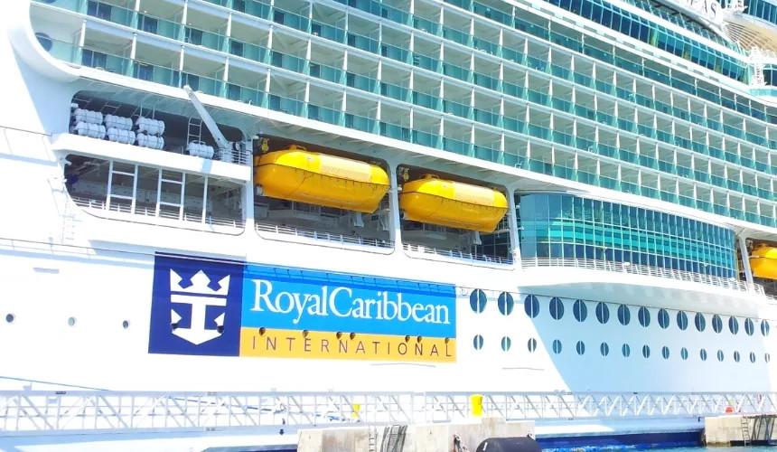 Royal Caribbean в экспансии на Россию ставит на новый лайнер