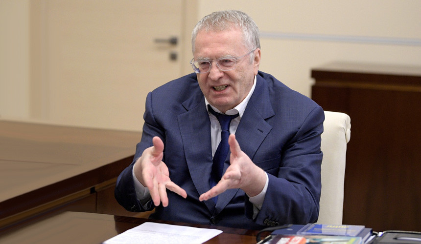 Идею Жириновского с нацтуроператором не поддержали