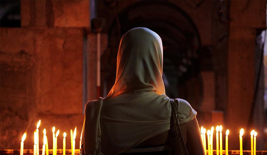 Россиянам запретили молиться в храмах Греции и Турции