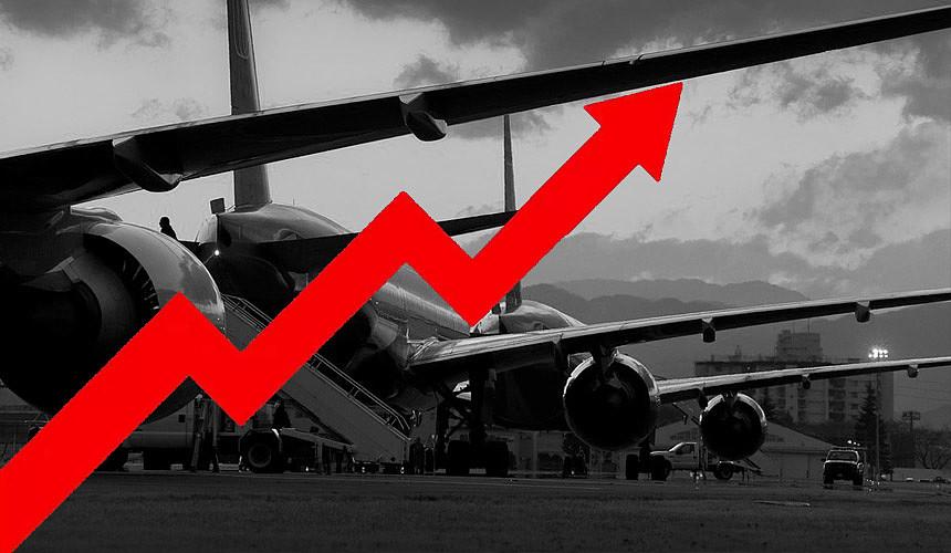 НДС на авиарейсах через Москву может вырасти вдвое