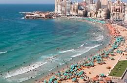 На курортах Александрии рекордные цены на размещение