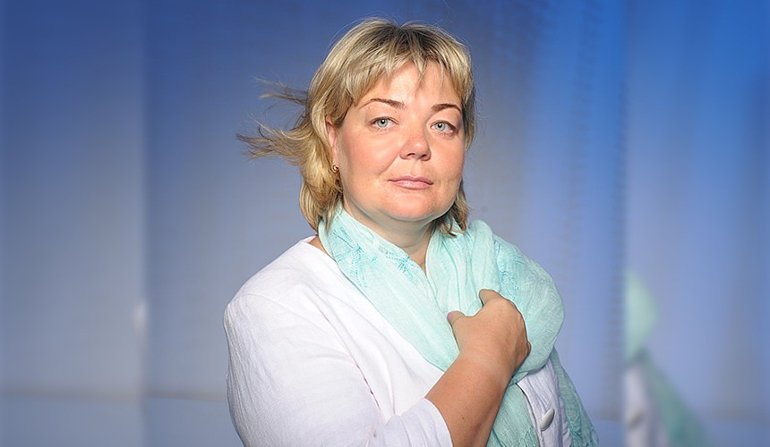 Виолетта Тулич покинула компанию «Евроэкспо»
