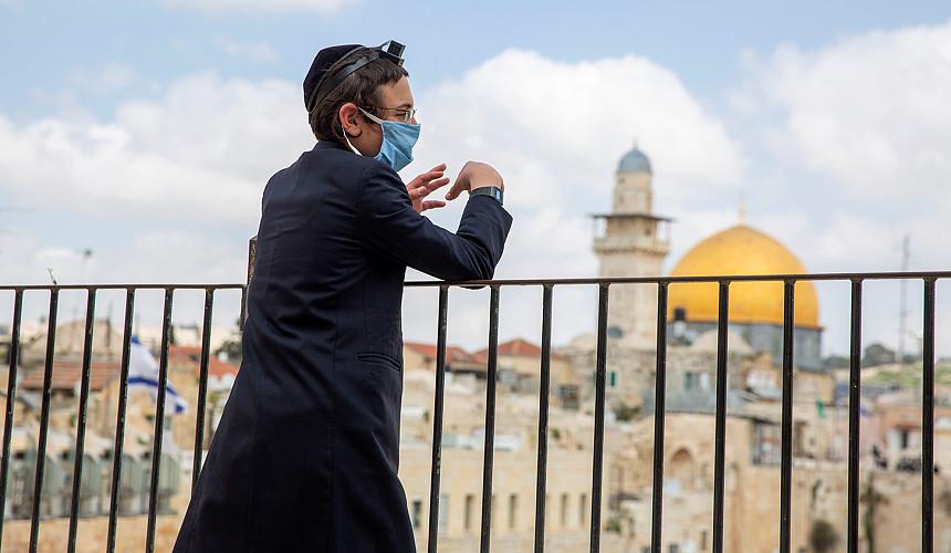 Израиль вновь готов к приему туристических групп