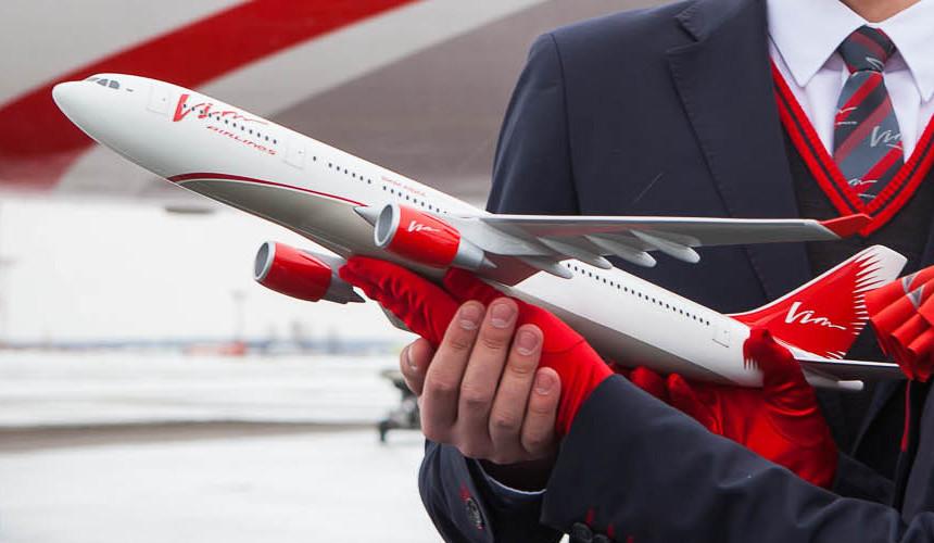Источник: чартерная авиакомпания уже подала заявку на самолет «ВИМ-Авиа»