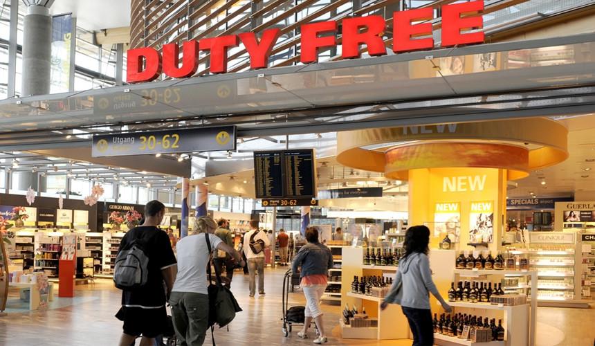 При перелетах лоукостерами придется дополнительно платить за покупки в duty free