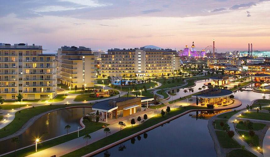 Десятидневные туры в Сочи вновь распродаются за 4 тыс. руб.