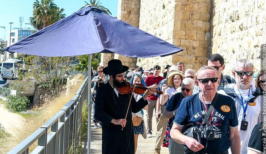 Израиль планируют открыть для вакцинированных туристов в ноябре