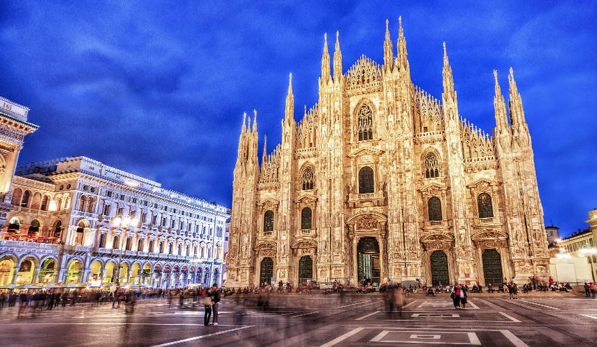 Исколесить Италию и Швейцарию за 30 тысяч рублей