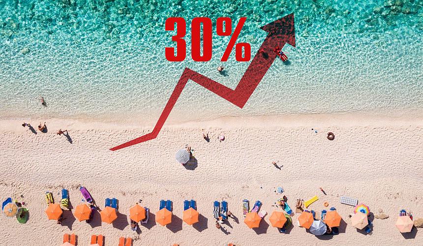Туры в Турцию на сезон-2019 подорожали на 30%
