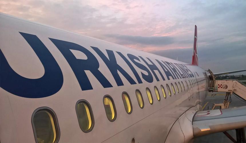 Турецкая авиакомпания передумала запускать рейсы изДнепра