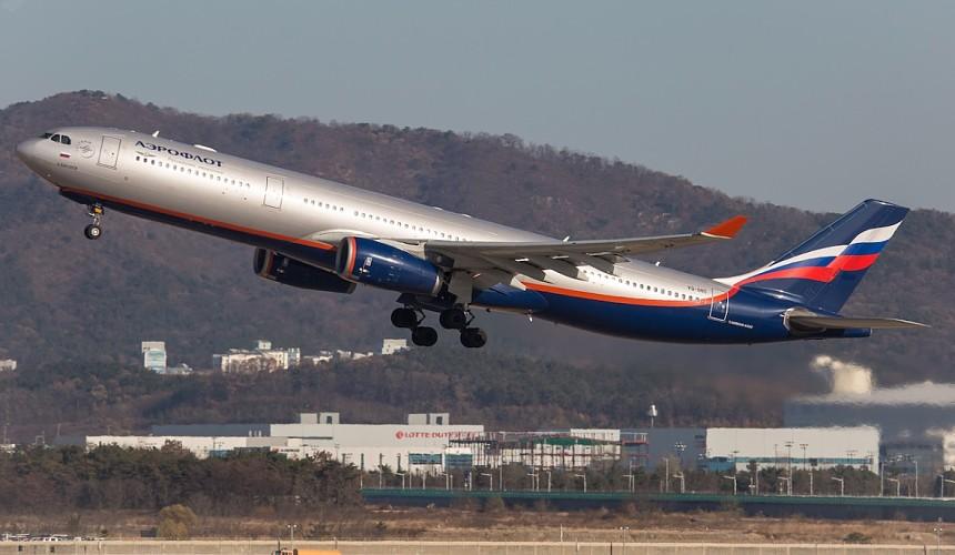 «Аэрофлот» возобновляет регулярные рейсы в Южную Корею, Беларусь, Казахстан и Киргизию