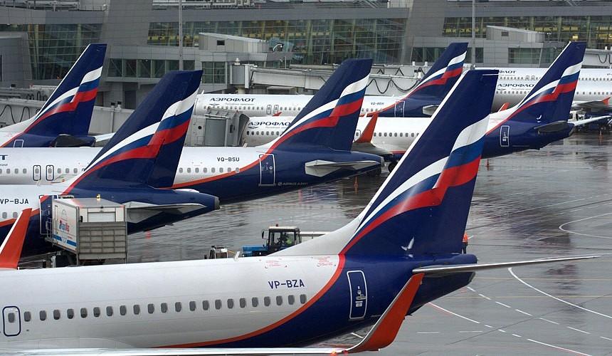 «Аэрофлот» получил убыток 58,2 млрд рублей