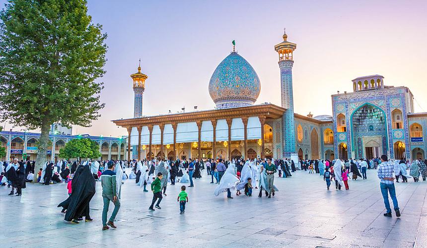 Туроператоры рассказали о бронировании туров в Иран