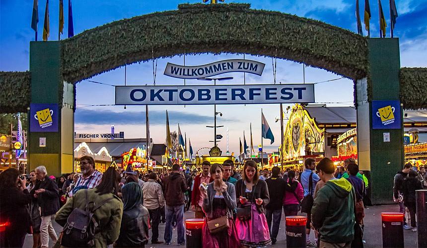 Гостей «Октоберфеста» поселят в палатках