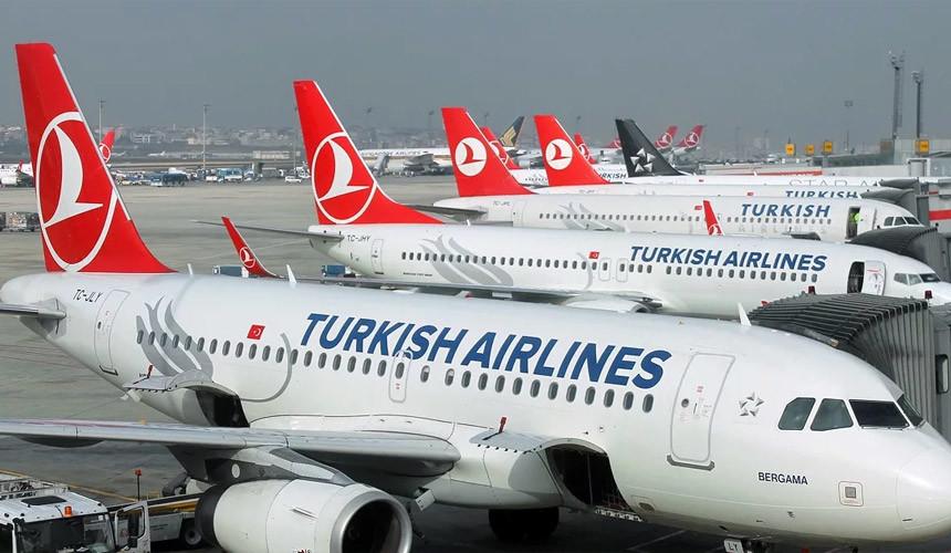 Turkish Airlines в октябре 2018 года достигла уровня загрузки 83,4%