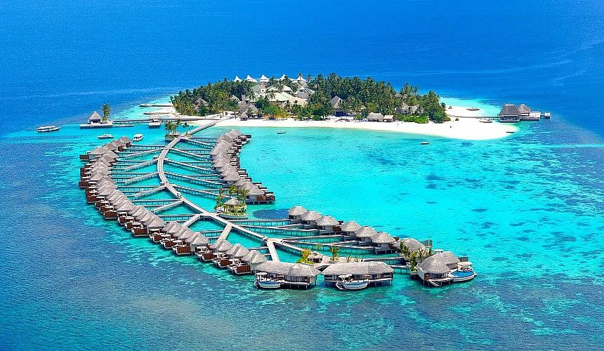 Реально ли найти на Мальдивах отель за 50 €?